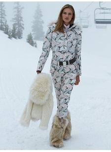 shana ski suit