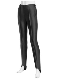 elaine satin stretch ski pant