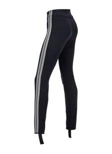 kimi stripe stretch ski pant