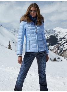 malena leo insulated ski pant