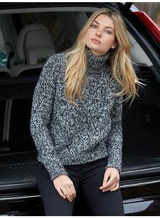 petrea wool t-neck