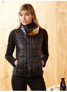 josephine quilted vest