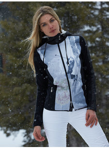 greta skier fleece