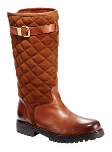 gardena quilted boot