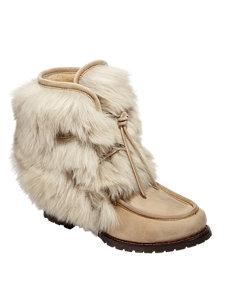 mery beige boot