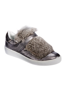 lucie silver boot
