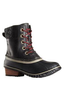 slimpak lace boot