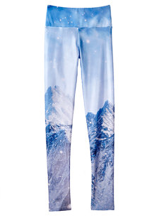 magical mountain legging