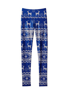 tribal reindeer legging
