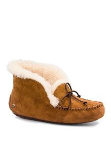 alena mocccasin slipper