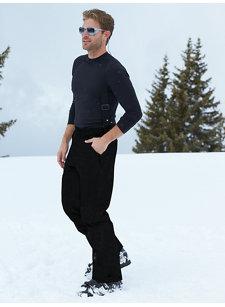 suspender ski pant