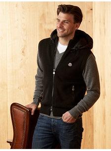 knit vest sweater