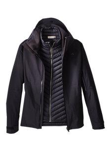 rocker shell jacket