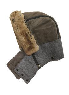 lambskin hood