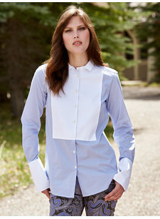 lyra blue shirt