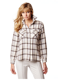 torcy plaid shirt