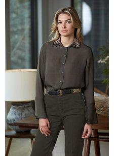 marasol olive shirt