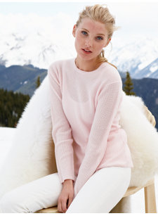cashmere thermal crew