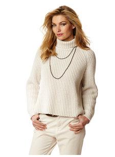 cortina t-neck sweater