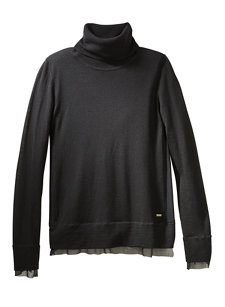 viola t-neck sweater