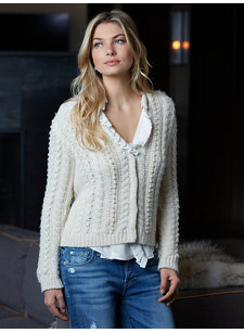 elana pearl sweater