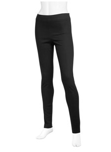 joelle black denim pant