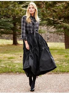 saskia stone skirt