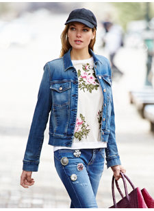 rosalee denim jacket