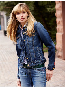 ave classic denim jacket