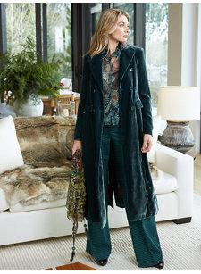 mallory velvet jacket