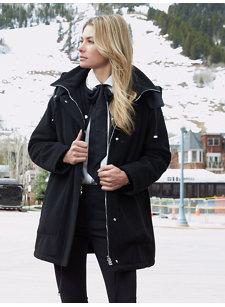 tiana black jacket