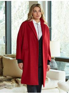 look 4 red coat