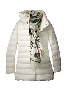 lyndie matte coat