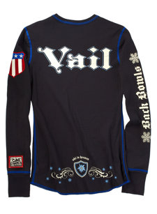 reversible vail original t-shirt