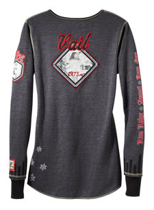 vintage vail henley