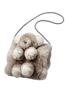 teddy muff