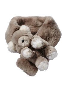 teddy bear shawl