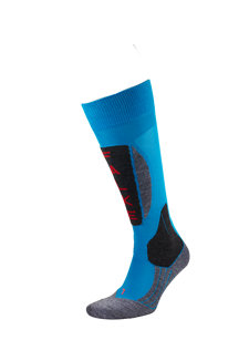 women's austria wave race ski sock