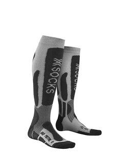 unisex metal ski sock