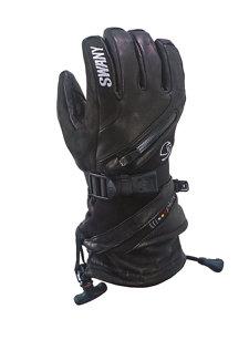 womens x-cell ii black glove
