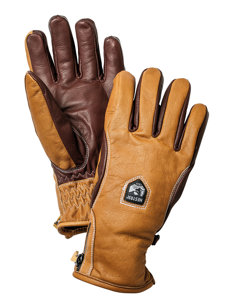 mens furano lea cork glove