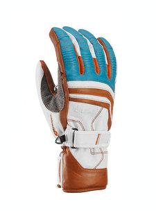aspen retro cyan glove