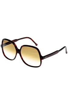 victoria dark turtle sunglasses