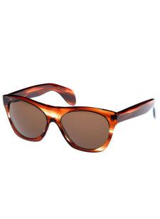 vintage dark turtle sunglasses