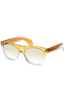 vintage mellow yellow sunglasses