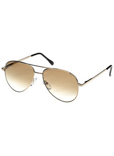 beck gold sunglasses