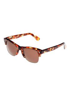 autumn brown sunglasses