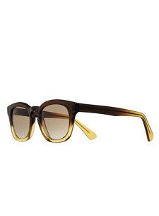 graduated amber sunglasses