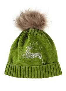 bella knit hat