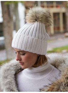 chiara knit hat